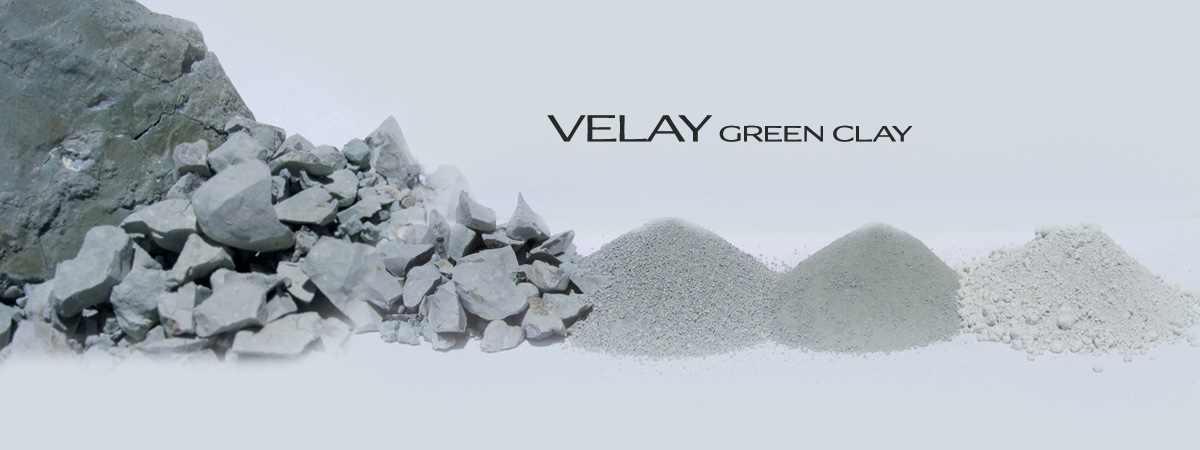 Velay Green Clay manufacturer