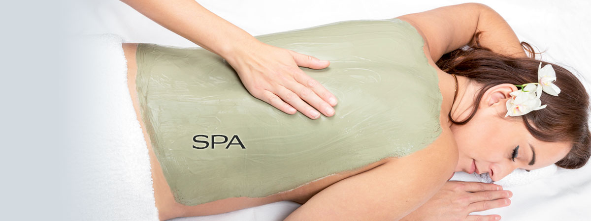 Green clay for SPA