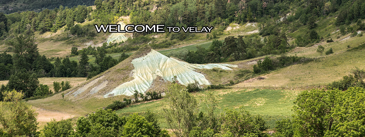 Welcome to Velay, home of the French Green Clay